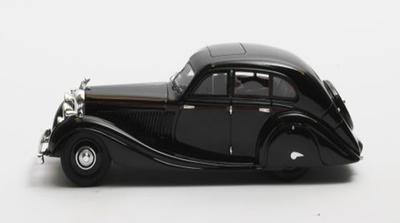 """1/43""""ベントレー 4.5L Gurney-Nutting Airflow Saloon  1936 ブラック"""""""