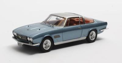 """1/43""""フォード マスタング ベルトーネ コンセプト   1965 ブルー"""""""