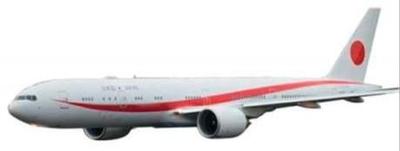 日本政府次期専用機 B-777-300