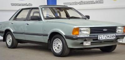 Ixo  1/43フォード タウナス ギア 1983 メタリックグリーン