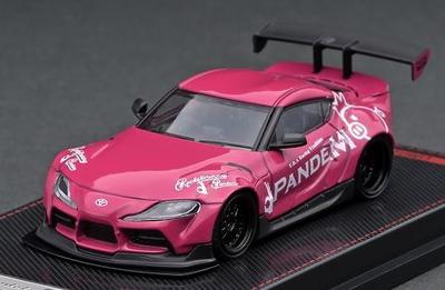 1/64  PANDEM Supra (A90) Pink