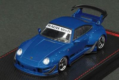 1/64  RWB 993 Matte Blue Metallic