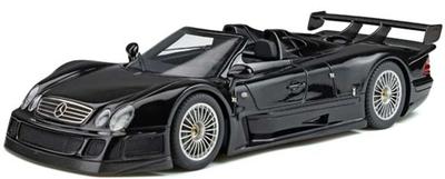 1/18  メルセデス ベンツ CLK GTR ロードスター (ブラック)