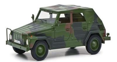 1/35PKW 0,4t VW 181 カモフラージュ