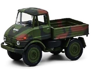 1/87ウニモグ U406 ドイツ連邦軍