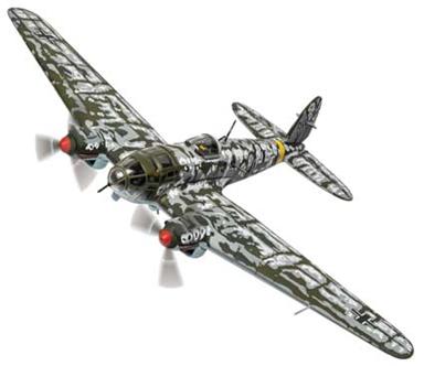 1/72  ハインケル He-111 H-6 バルバロッサ作戦 1942.1.21
