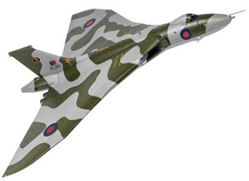 1/72  アブロ バルカン B.2 XL319 イギリス空軍 第35飛行隊 スキャンプトン 1980年初頭
