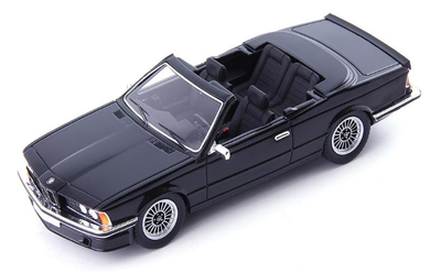1/43	 BMW 635 Csi Alpina B7 Mirage Classic 1985  ブラック