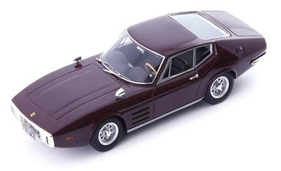 1/43 フェラーリ 250 GT SWB Drogo Tadini   1968   ダークレッド