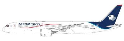 1/400  787-9 アエロメヒコ XA-ADH