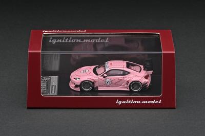 1/64 PANDEM TOYOTA 86 V3 Pink
