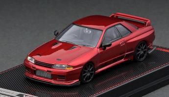 1/64  OP SECRET GT-R (VR32) Red Metallic
