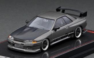 1/64   TOP SECRET GT-R (VR32) Titanium Gray