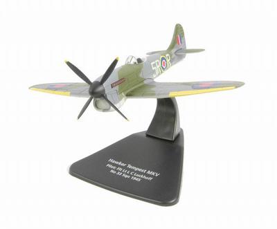 1/72  ホーカー テンペスト Hawker Tempest MkV