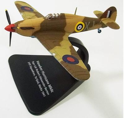 1/72   ハリケーンMk.IIc イギリス空軍