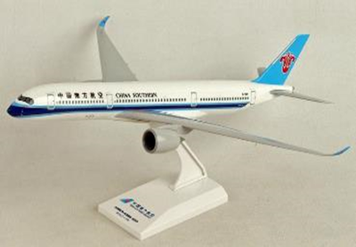 1/200  A350-900 中国南方航空 スタンド・ランディングギア付属