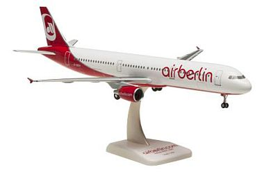 A321 エアベルリン ランディングギア・スタンド付属