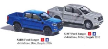 1/87フォード レンジャー ブルー 2016