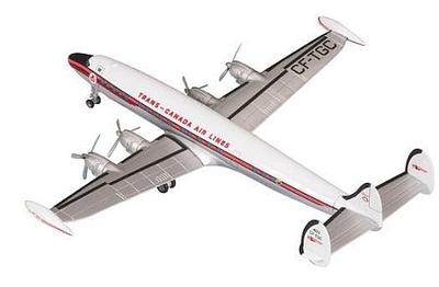 ロッキード L-1049G スーパーコンステレーション CF-TGC