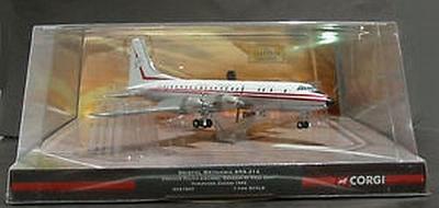 ブリストル Britannia カナダ パシフィック Air Lines,