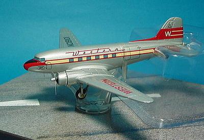 ダグラス DC-3 ウェスタン航空