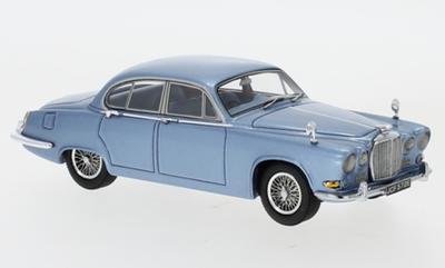 """1/43""""ジャガー 420 1967  メタリックライトブルー RHD"""""""