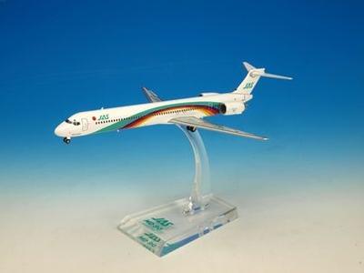 JAS MD-90 7号機 ダイキャストモデル