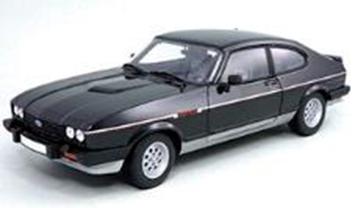 1/43  フォード カプリ III 1980 ブラック