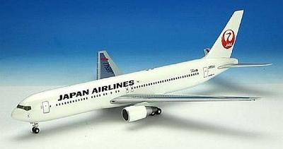 B767-300ER 日本航空 JA654J