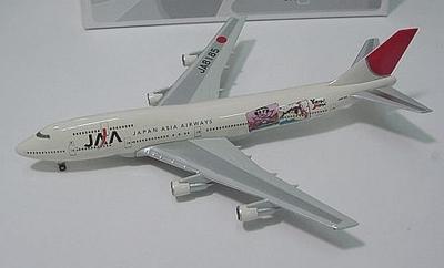 B747-300 「Yokoso! JAPAN」 JA8185