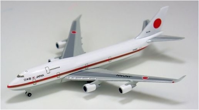 B747-400 政府専用機 1号機(20-1101) 日本