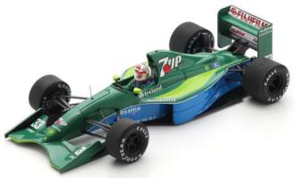 1/43  Jordan 191 No.33 4th Canadian GP 1991 9580006980786