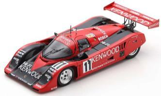 1/43  Porsche 962 CK 6 No.11 24H Le Mans 1991       M. Reuter - H. Toivonen - J.-J. Lehto