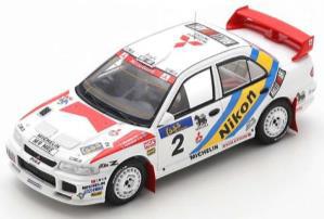 1/43  Mitsubishi Lancer Evolution Ⅲ No.2 Winner Rally Hong Kong - Beijing 1995  Kenneth Eriksson - S