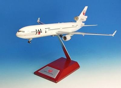 アーカイブ第3弾 JAL MD-11 (1994)  「Jバード」の愛称で親しまれ、1機づつに野鳥の名前が・・