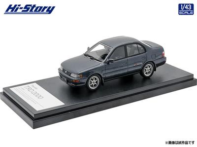 1/43 Toyota TRD 2000 (1994)  ダークブルーイッシュグレーメタリック
