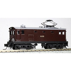150  ワールド工芸 (N) 上信電鉄 ED31形 電気機関車 塗装済完成品  「茶色塗装WK」