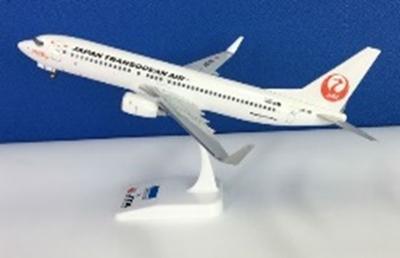 1/130  JTA B737-800 スナップインモデル