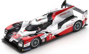 1/87  TOYOTA TS050 HYBRID No.7 TOYOTA GAZOO Racing 3rd 24H Le Mans 2020