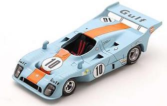 1/87  Gulf-Mirage GR8 No.10 3rd 24H Le Mans 1975 V. Schuppan - J-P. Jaussaud