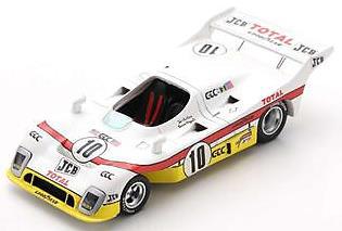 1/87  Mirage GR8 No.10 2nd 24H Le Mans 1976 9 J-L. Lafosse - F. Migault