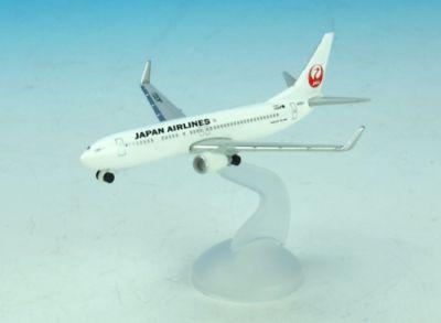 JAL B737-800  ダイキャストモデル