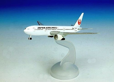 JAL777-200 ダイキャストモデル (JA772J)