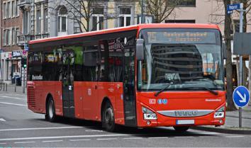 1/87イヴェコ バス クロスウェイ Rheinlandbus