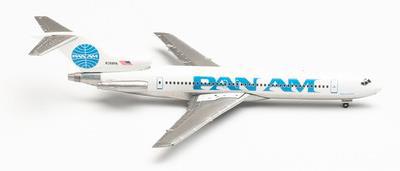 "1/500  B727-200 パンアメリカン航空 Last Pan Am Flight, Flight 436, December 4, 1991 N368PA ""Clipper Goodwill"""