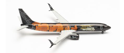 """1/500  B737-900 アラスカ航空 """"Our Commitment"""" N492AS"""