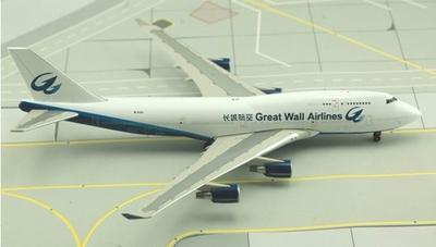 B747-400F(B-2429) グレートウォール・エアラインズ(長城航空) 中国