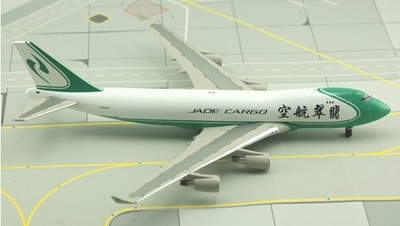 B747-400F(B-2439) ジェイド・カーゴ・インターナショナル(翡翠航空) 中国
