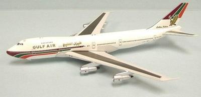 B747-200 (OD-AGI) ガルフ・エア バーレーン/オマーン/カタール/アラブ首長国連邦)