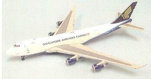 B747F(9V-SFH) シンガポール航空(カーゴ) [エクスプレッソ・ウィングス] シンガポール